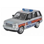 Miniatura Range Rover 3rd Generation Police 1/76 Oxford