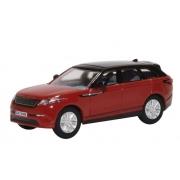 Miniatura Range Rover Velar Red 1/76 Oxford