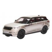 Miniatura Range Rover Velar Silver 1/76 Oxford