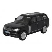 Miniatura Range Rover Vogue Black Prince William 1/76 Oxford