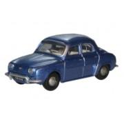Miniatura Renault Dauphine Metallic Blue 1/76 Oxford