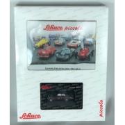 Miniatura Rolls Royce Silver Cloud Set Katalog 1994-2013 1/87 Schuco