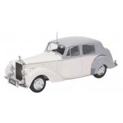Miniatura Rolls Royce Silver Dawn Grey 1/43 Oxford