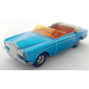 Miniatura Rolls Royce Silver Shadow Coupe N°69 Superfast Lesney 1/64 Matchbox