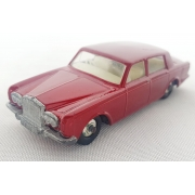 Miniatura Rolls Royce Silver Shadow N°24 Lesney 1/64 Matchbox