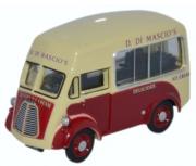 Miniatura Rossis Morris J Ice Cream Di Mascios 1/76 Oxford