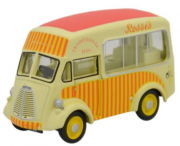 Miniatura Rossis Morris J Ice Cream Van 1/76 Oxford
