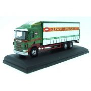 Miniatura Scania 94d Curtainside H E Payne 1/76 Oxford