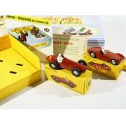Miniatura Set Ferrari e Maserati anos 50 1/43 Dinky Toys