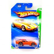 Miniatura Shelby Cobra Daytona Coupe T Hunt 2010 1/64 Hot Wheels