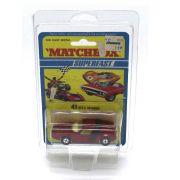 Miniatura Siva Spyder Superfast N 41 1972 1/64 Matchbox