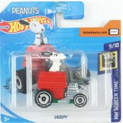 Miniatura Snoopy HW Screen Time 1/64 Hot Wheels