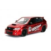 Miniatura Subaru Impreza WRX STI 2012 Sem Caixa 1/24 Jada Toys