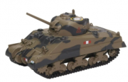 Miniatura Tanque Militar Sherman Mk III Royal Scots Greys Italy 1943 1/76 Oxford
