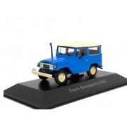Miniatura Toyota Bandeirante 1967 1/43 Ixo
