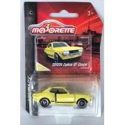 Miniatura Toyota Celica GT Coupe Vintage 1/64 Majorette