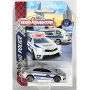 Miniatura Toyota Corolla Polícia Thailand 1/64 Majorette
