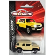Miniatura Toyota FJ Bege 1/64 Majorette