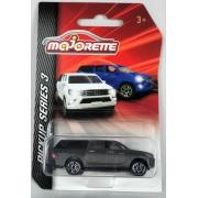 Miniatura Toyota Hilux com Capota Caçamba PickUp Series 1/64 Majorette