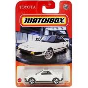 Miniatura Toyota MR2 1984 1/64 Matchbox