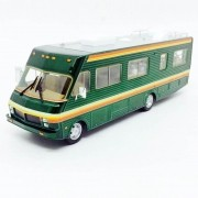 Miniatura Trailer Breaking Bad Fleetwood Bounder RV 1986 Greenmachine 1/43 Greenlight