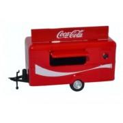 Miniatura Trailer Mobile Coca Cola 1/76 Oxford