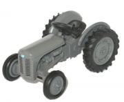Miniatura Trator Ferguson TEA Grey 1/76 Oxford