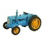 Miniatura Trator Fordson Blue 1/76 Oxford