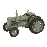 Miniatura Trator Fordson Matt Grey 1/76 Oxford