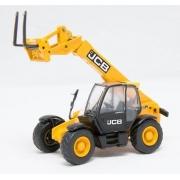 Miniatura Trator JCB 531 70 Loadall 1/76 Oxford