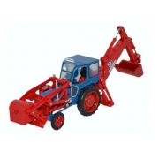 Miniatura Trator JCB Major Loader MK1 Excavator 1/76 Oxford