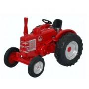Miniatura Trator Marshall Field Red 1/76 Oxford