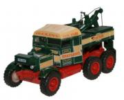 Miniatura Caminhão Trator Traylens Funfair Pioneer Recovery 1/76 Oxford