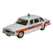 Miniatura Triumph 2500 Leicestershire Police 1/76 Oxford