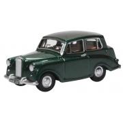 Miniatura Triumph Mayflower Green 1/76 Oxford
