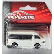 Miniatura Van Toyota Hiage Branca Street Cars 1/64 Majorette