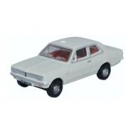 Miniatura Vauxhall Viva HB White 1/76 Oxford