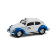 Miniatura Volkswagen Beetle Fusca Taxi 1/64 Greenlight