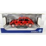 Miniatura Volkswagen Fusca 1303 Marienkafer 1/18 Solido