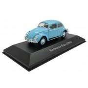 Miniatura Volkswagen Fusca 1961 1/43 Ixo