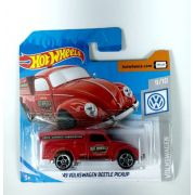 Miniatura Volkswagen Fusca Beetle Pickup '49 1/64 Hot Wheels