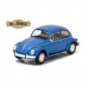 Miniatura Volkswagen Fusca Da Fino's The Big Lebowski 1/43 Greenlight