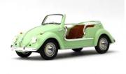 Miniatura Volkswagen Fusca Jolly Pro.r43 1/43 Schuco