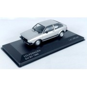Miniatura Volkswagen Gol BX 1984 1/43 Whitebox