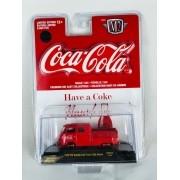 Miniatura Volkswagen Kombi 1959 Pick Up Coca Cola 1/64 M2 Chase