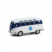 Miniatura Volkswagen Kombi 1964 Panam 1/64 Greenlight