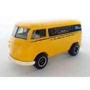 Miniatura Volkswagen Kombi Amarela 1/64 Matchbox