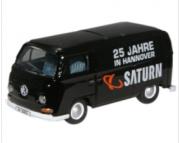 Miniatura Volkswagen Kombi Saturn 1/76 Oxford