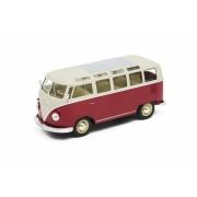 Miniatura Volkswagen Kombi T1 1/24 Welly
