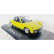Miniatura Volkswagen Porsche 914/4 Verde 1/43 Maxichamps Minichamps